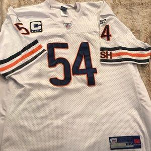 super popular 0f420 e5616 Chicago Bears 54 URLACHER jersey Authentic Reebok